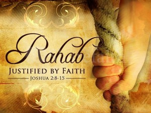 The Story of Rahab – A Profile in Courage