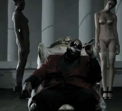 Rick-Ross-Monster-Video2 Rick Ross and P. Diddy s Holy Ghost - More Satanic Blasphemy