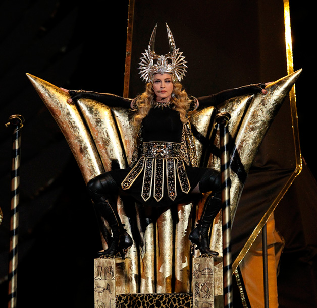 'Ye Shall Be As Gods': Madonna's Super Bowl Occult Satanic