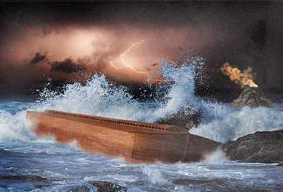 Noah-ark Believers Will Escape God s Wrath -- Biblical Foreshadows of the Rapture