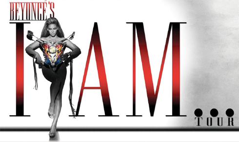 beyonce-I-am-tour-baphomet Taking God s Name in Vain: The Use of I AM by Illuminati Entertainers
