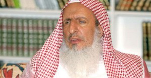 "Sheik Abdul Aziz Bin Abdullah called the destruction of churches in the ""Arabian Peninsula."""