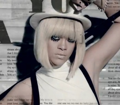 Rihanna You Da One Clockwork Orange | Illuminati Symbolism