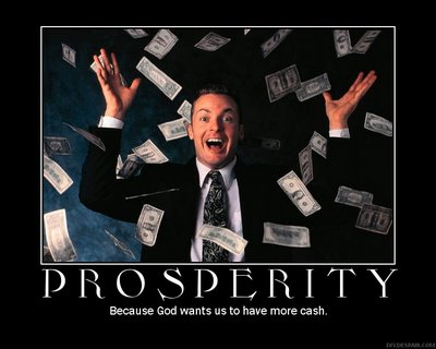 Prosperity Gospel Heresy | False Prophet Apostasy