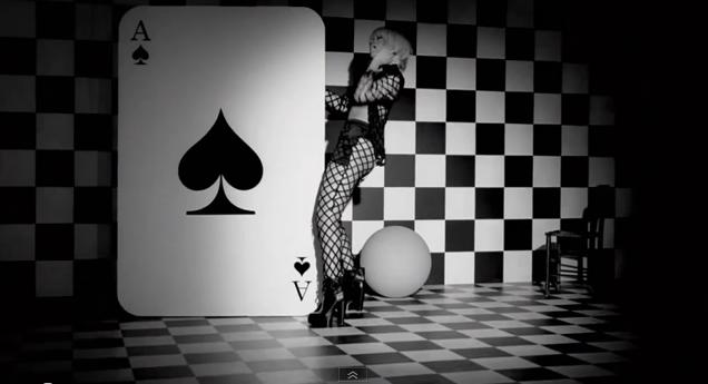 Rihanna You Da One Checkerboard | Illuminati Symbolism