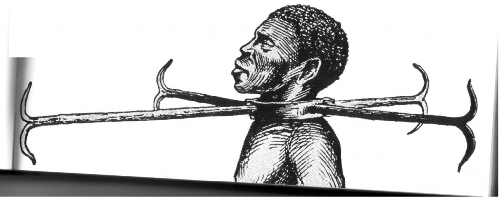 African slave torture | Does the Bible condone slavery? Slavery in the Bible.