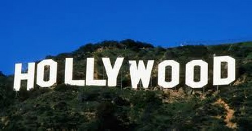 Hollywood sign | Illuminati Satanic movies.