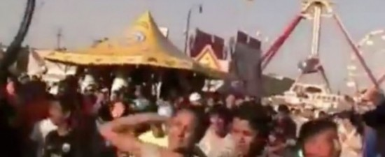 Muslims Stoning Christian Arab Festival Dearborn Michigan| Christian  Perseuction in America