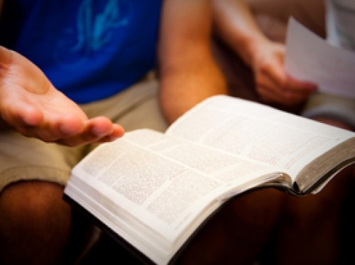 First Things First In a Religious Debate: Share The Gospel