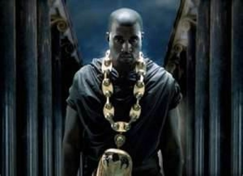 Kanye West Power Video Pillars | Illuminati Satanic Symbolism