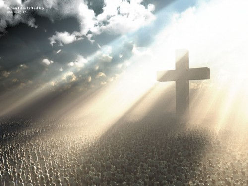 Cross of Jesus Christ | How to Get to Heaven