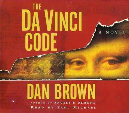 DaVinci Code Book Cover | Gospel of Jesus Wife Papyrus Hoax.