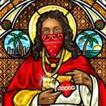 Rapper Game Portrays Jesus Christ As Gang Banger on Album Cover