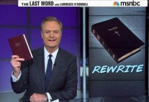 MSNBC's Lawrence O'Donnell Attacks The Bible – A Christian Response