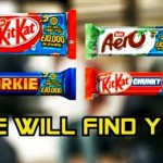 """We Will Find You"": Candy Bar Ad Uses RFID To Track Buyers"