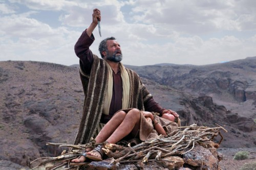 The Bible Miniseries Another Abraham Moses And Jesus