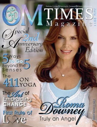 Roma Downey new mini series
