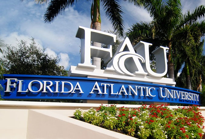 Florida Atlantic University Professor Forces Students to Stomp on Jesus Name