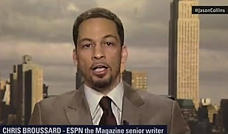 Chris Broussard Say Jason Collins Homosexuality is rebellion against God