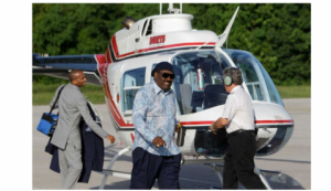 "Millionaire Pastor I.V. Hilliard Asks Church For ""$52 Favor Seed"" To Upgrade Helicopter"