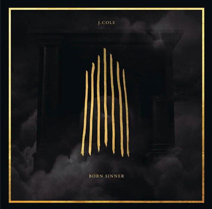 J. Cole Born Sinner Album Cover Artwork Satanic | Jay-Z freemason