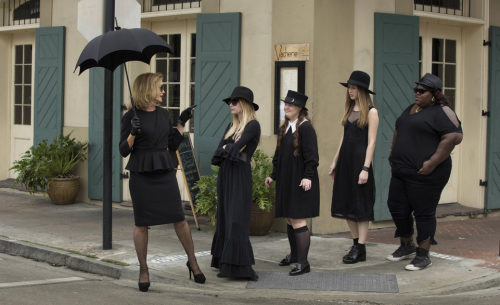 American Horror Story Coven is satanic | Illuminati Antichist witchcraft and magic