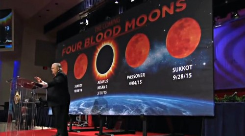 Tetrad Blood Moons exposed false teaching apostasy | End time Bible prophecy