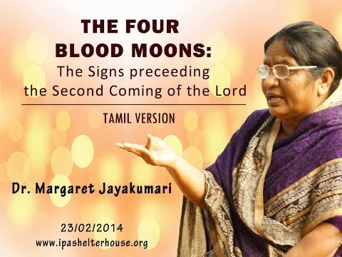 Second-Coming Beware of The Four Blood Moons Deception