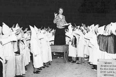 Ku Klux Klan and Margaret Sanger | Planned Parenthood Racist Quotes