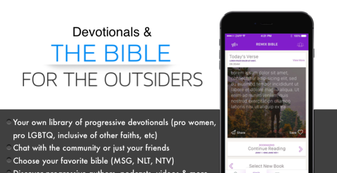 """Our Bible""?  – New LGBT Bible App Promotes End Times Apostasy"